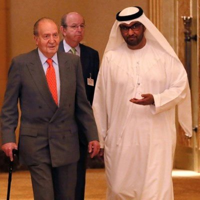Former Spanish king Juan Carlos has gone into exile in UAE