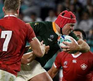Happy Springbok hooker Brits retires again
