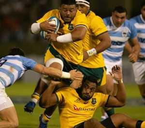 Aussie Tupou 'ready' for Springboks despite Johannesburg phone snatch