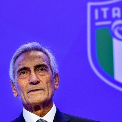 Italian FA chief 'worried' about next season due to virus protocols