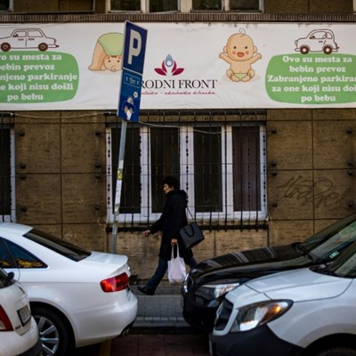 Serbia wants baby boom, but couples seem not in the mood