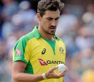 Saliva ban may make cricket 'boring', says Starc