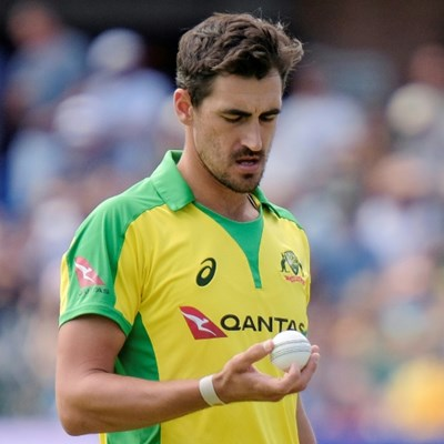 Saliva ban may make cricket 'boring', says Starc