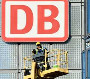German rail strike halts trains nationwide