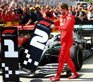 Ferrari plan appeal after Vettel second-place Canada furore