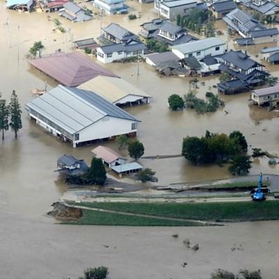 Japan: Typhoon toll nears 70