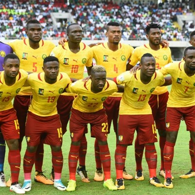 Holders Cameroon win Africa Cup warm-up, Ghana lose to Namibia