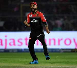 Kohli in IPL crisis as Bangalore suffer fourth straight loss