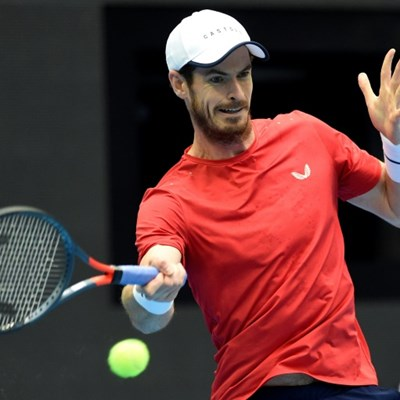 Murray climbs over 200 places as Djokovic stays top in ATP rankings