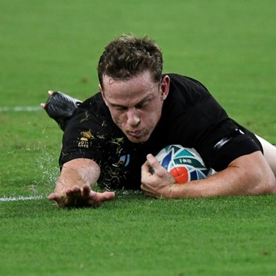Weber at the double in All Blacks' nine-try rout of Canada