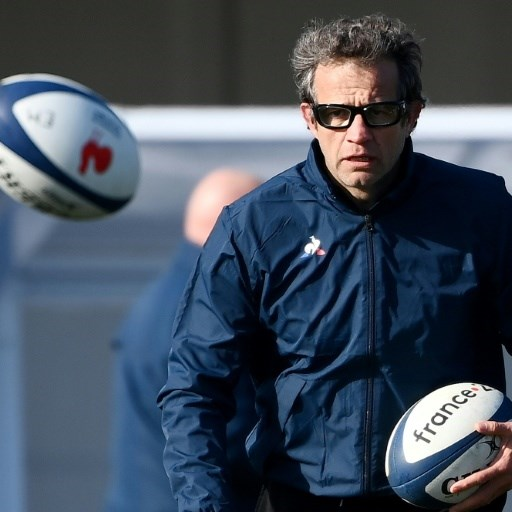 French rugby chief Laporte confirms coach Galthie left Six Nations bubble