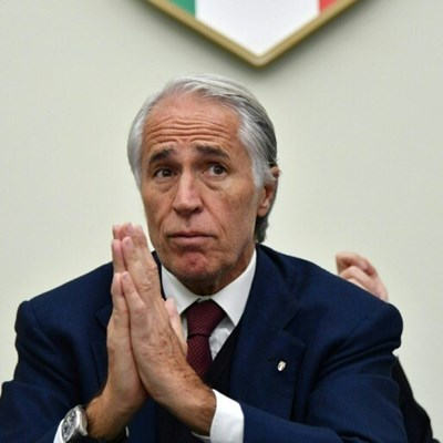Italian Olympic Committee calls for sport to be stopped until April 3