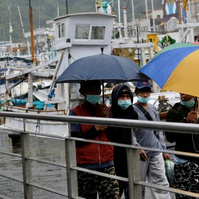 Rampant fishing industry abuses dull Taiwan's rights record