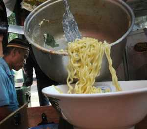 High on ease, low on nutrition: instant-noodle diet harms Asian kids