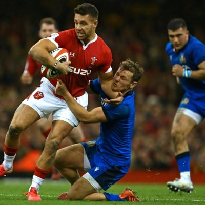 Wales stars Webb, Williams on the move early
