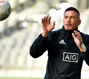 All Blacks still have faith in Williams ahead of England clash