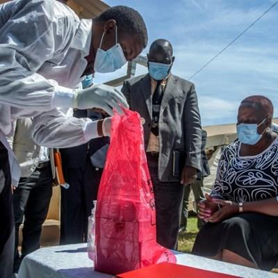 Malawi destroys 17,000 expired AstraZeneca vaccines