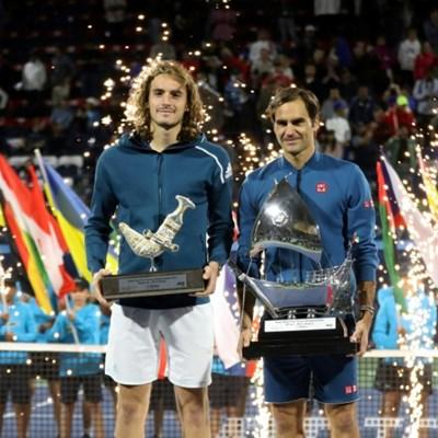 Federer refutes Tsitsipas preferential treatment claim