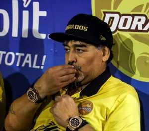 Maradona recovering at home after surgery