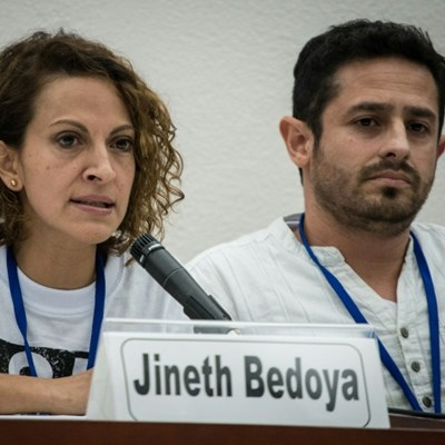 Journalist blames Colombia for her rape and torture