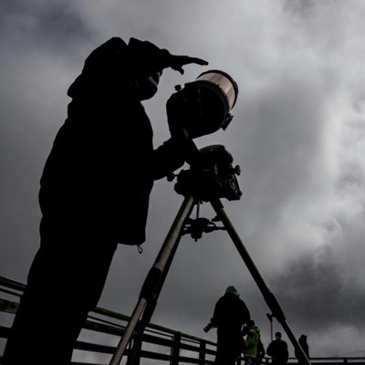 Rain threatens to ruin eclipse viewing in Chile's south