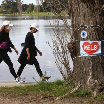 Australia virus cases drop after lengthy Melbourne lockdown