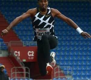 Triple jump star Christian Taylor ruptures Achilles, set to miss Olympics