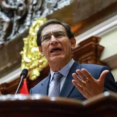 Peru's President Vizcarra ousted in Congress impeachment vote