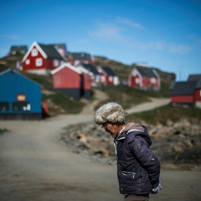 Mining fuels Greenland dreams of independence - and political crisis