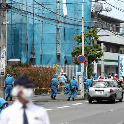 Two feared dead, 17 hurt after Japan mass stabbing