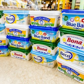 Unilever spreads the love from margarine sale
