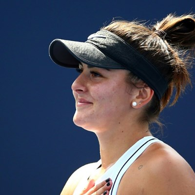 Toronto winner Andreescu pulls out of Cincinnati WTA