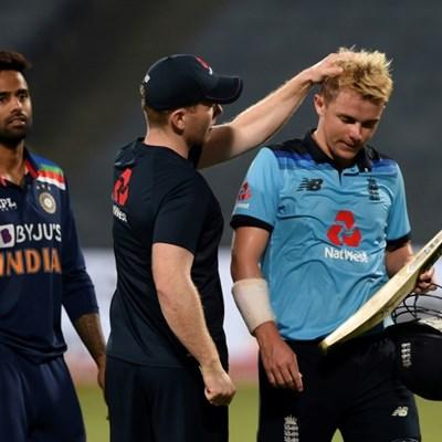 India edge England despite Curran heroics to seal ODI series