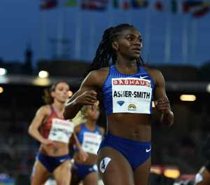 Fraser-Pryce takes on home hero Asher-Smith in London 100m shootout