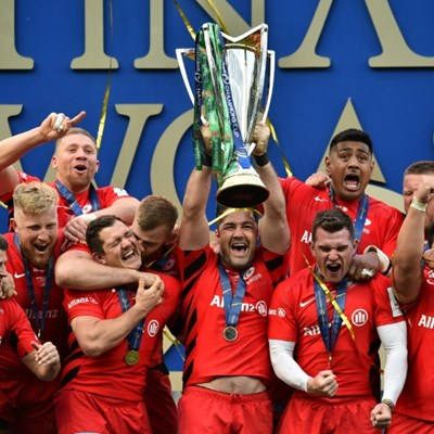 Saracens fined again for failing to attend Champions Cup launch
