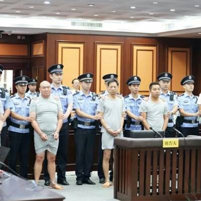 Chinese hitmen jailed over repeatedly outsourced murder