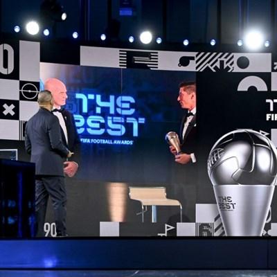 Lewandowski and Bronze win FIFA player of the year awards