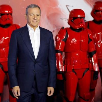Walt Disney Co. results lifted by 'Star Wars,' 'Frozen'