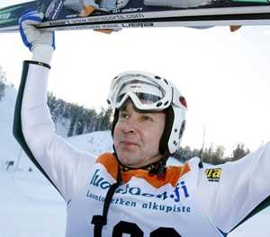 Notorious Finnish ski jumping ace Nykanen dead at 55