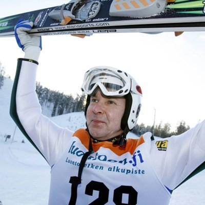 Notorious Finnish ski jumping ace Nykanen dead at 55