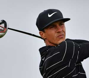 Golf star Olesen charged with sexual assault