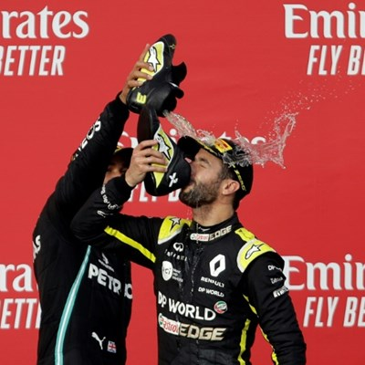 Hamilton poised to clinch seventh title and set up contract talks