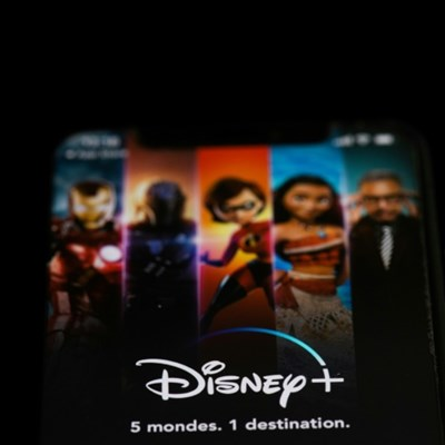 Disney streaming services gaining ground on Netflix