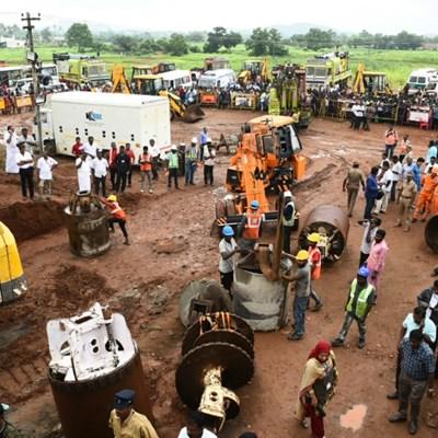Indian boy dies after three days stuck in well