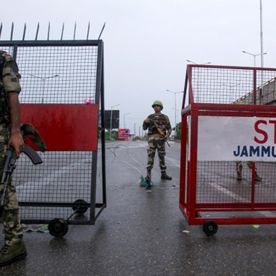 India dismisses 'alarmist' Pakistan over Kashmir