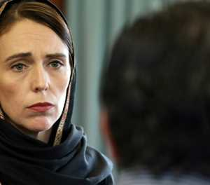 New Zealand PM tackles tragedy with empathy, and resolve