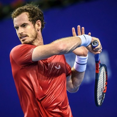 Murray going 'in right direction' after biggest win since return