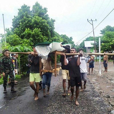 Indonesia, East Timor flood death toll surges past 150