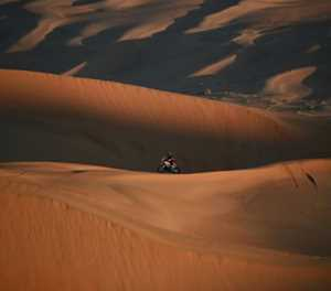 Dutch Dakar biker in critical condition