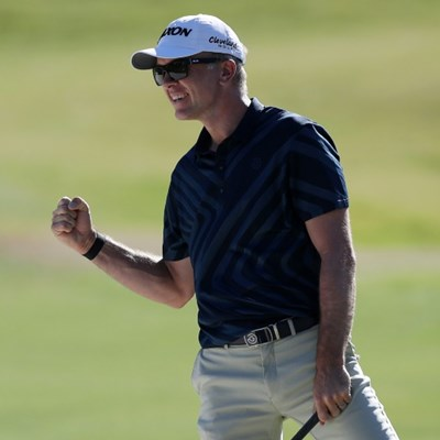 Scotland's Laird wins playoff for PGA Shriners crown